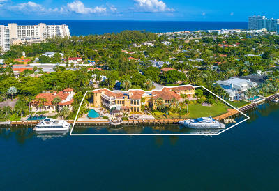 Fort Lauderdale Single Family Home For Sale: 1235 E Lake Drive