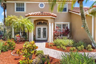 Boca Raton Single Family Home For Sale: 12689 Tucano Circle