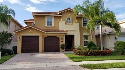 West Palm Beach Single Family Home For Sale: 6681 Hannah Cove