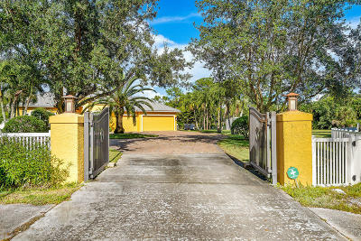 Palm Beach Gardens Single Family Home For Sale: 11028 83rd Lane
