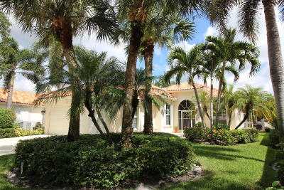 West Palm Beach Single Family Home For Sale: 7193 Elkhorn Drive
