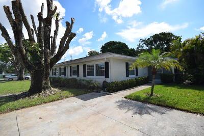 boynton beach Single Family Home For Sale: 10088 44th Way S