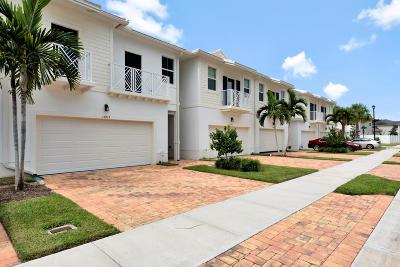 Royal Palm Beach Townhouse For Sale: 11917 Park Central