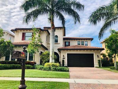 Boca Raton Single Family Home For Sale: 17745 Vecino Way