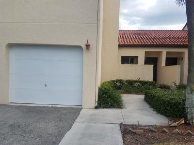Boynton Beach Single Family Home For Sale: 6 Via De Casas Sur #102