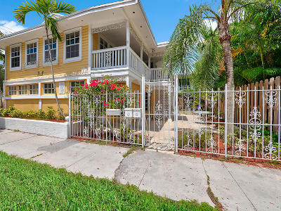 Fort Lauderdale Multi Family Home For Sale: 211 SE 16th Avenue #1-2