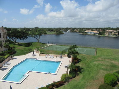 North Palm Beach Condo For Sale: 374 Golfview Road #602