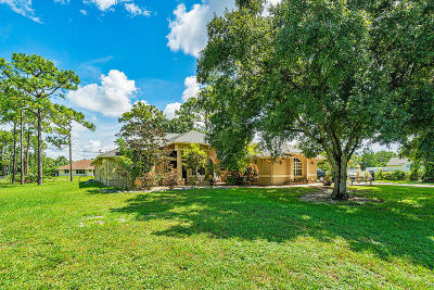 Loxahatchee Single Family Home Contingent