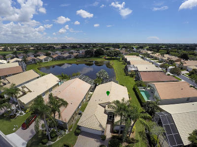 Boynton Beach Single Family Home Contingent: 12180 Dunhill Drive