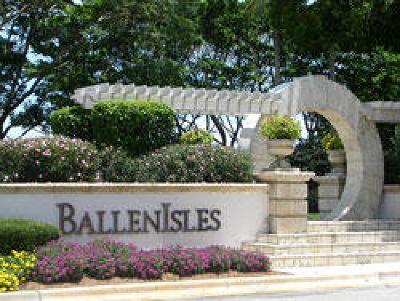 Ballenisles Single Family Home Sold: 39 Saint James Drive