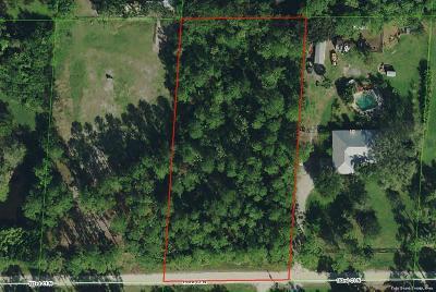 Jupiter Residential Lots & Land For Sale: Lot C-164 153rd Street