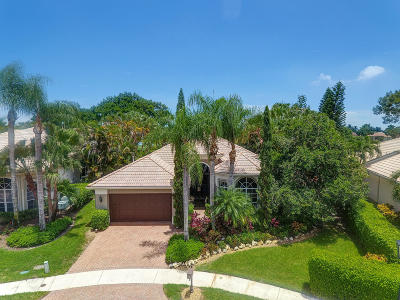West Palm Beach Single Family Home For Sale: 8080 Sandhill Court