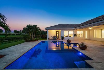 Jupiter Single Family Home For Sale: 162 Citadel Circle
