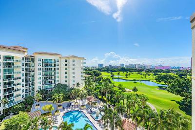 Boca Raton Condo For Sale: 550 SE Mizner Boulevard #B802