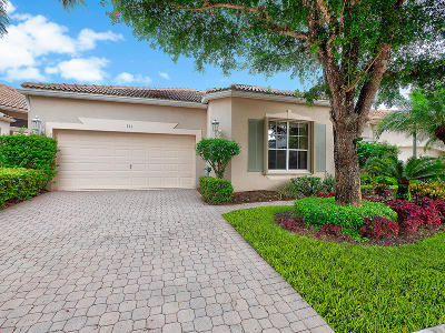 Palm Beach Gardens Single Family Home For Sale: 116 Sunset Bay Drive
