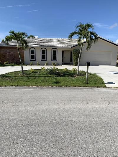 Boca Raton Single Family Home For Sale: 530 NW 46 Street