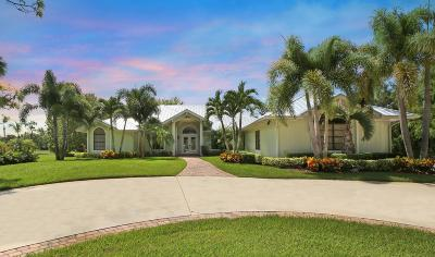Martin County Single Family Home For Sale: 4132 SW Bimini Circle