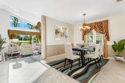 West Palm Beach Single Family Home For Sale: 8288 Bob O Link Drive
