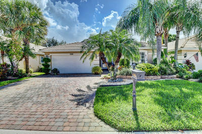 Lake Worth Single Family Home For Sale: 6388 Via Primo Street