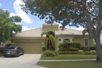 Royal Palm Beach Single Family Home Contingent: 1733 Annandale Circle