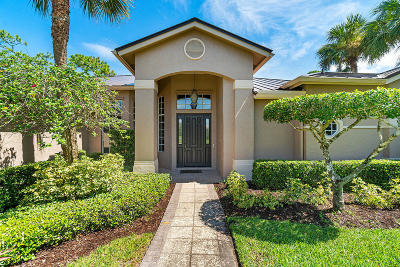 St Lucie County Single Family Home For Sale: 3217 Bent Pine Drive