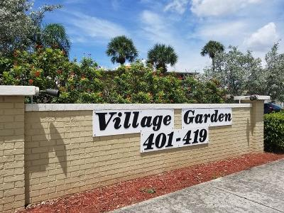 North Palm Beach Condo Contingent: 401 Us Hwy 1 #203