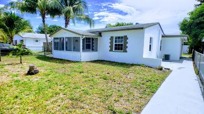 Fort Lauderdale Single Family Home For Sale: 1226 NW 1st Avenue