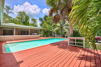 Palm Beach Gardens Single Family Home For Sale: 15799 88 Trail