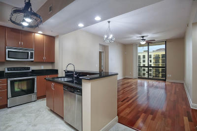 West Palm Beach Condo For Sale: 701 S Olive Avenue #1202