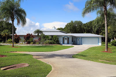 Single Family Home For Sale: 18505 Tranquility Base Lane