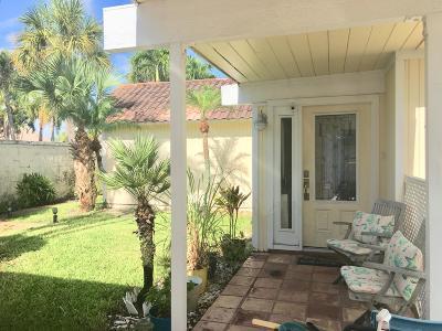 Jupiter Single Family Home For Sale: 102 W Tarpon Lane W