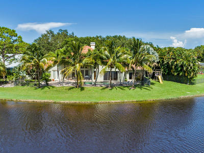 Jupiter Single Family Home For Sale: 18891 Gumbo Limbo Court
