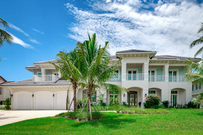 Delray Beach Single Family Home For Sale: 1034 Brooks Lane