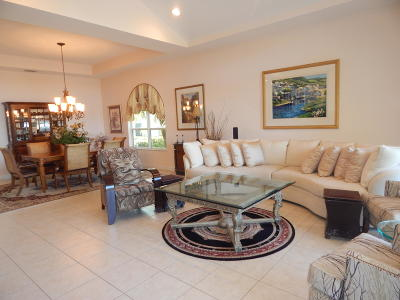 St Lucie County Single Family Home For Sale: 8936 Champions Way