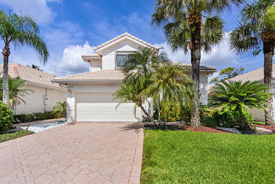 Boca Raton Single Family Home For Sale: 21669 Hammock Point Drive