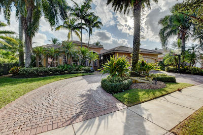 Delray Beach Single Family Home For Sale: 9566 New Waterford Cove