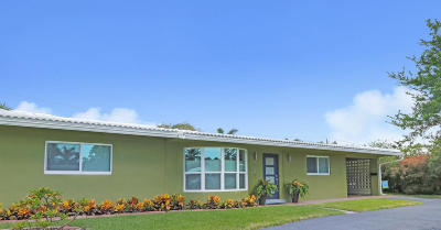 Pompano Beach Single Family Home For Sale: 1541 SE 24th Avenue