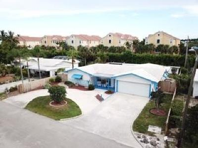 Boynton Beach Single Family Home For Sale: 644 Las Palmas Park
