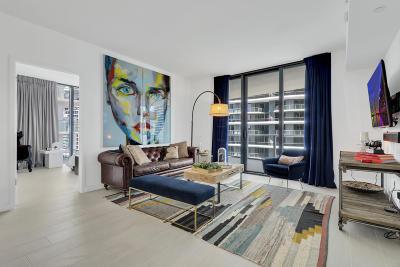 Miami-Dade County Condo For Sale: 1010 Brickell Avenue #3306