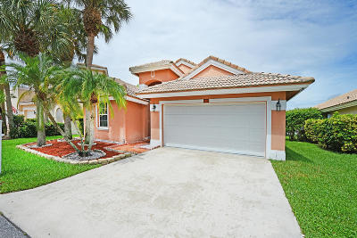 Boynton Beach Single Family Home For Sale: 43 Citrus Park Drive
