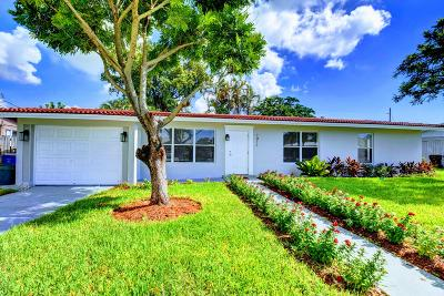Deerfield Beach Single Family Home For Sale: 1011 SE 6th Street