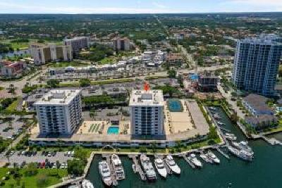 North Palm Beach Condo For Sale: 1208 Marine Way #A504
