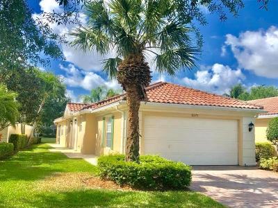 Wellington Single Family Home For Sale: 8370 Eleuthera Lane
