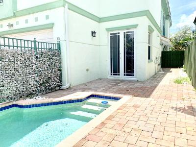Fort Lauderdale Townhouse For Sale: 406 SE 11th Street