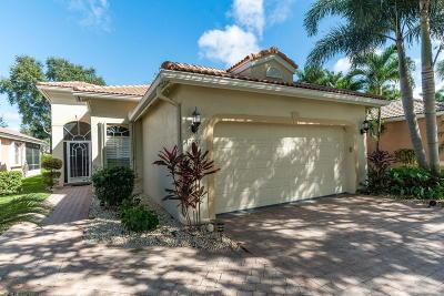 Delray Beach Single Family Home For Sale: 7067 Via Genova