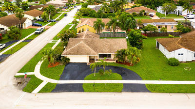 Tamarac Single Family Home For Sale: 8931 NW 79th Street