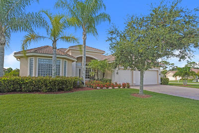 Martin County Single Family Home For Sale: 1302 SE Summit Trail