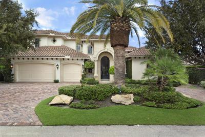 Boca Raton Single Family Home For Sale: 2310 E Silver Palm Road
