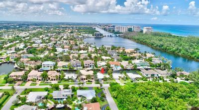 Boca Raton Single Family Home Contingent: 801 NE 32nd Street