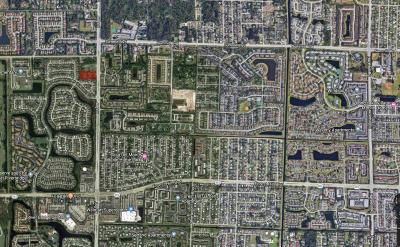 Greenacres Residential Lots & Land For Sale: 1105 S Jog Road